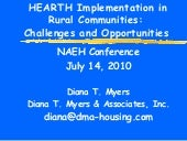 6.1 The HEARTH Act: Implications fo...