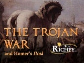 The Trojan War and Homer's Iliad (A...