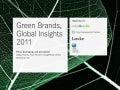 2011 - Green Brands Global Media Deck