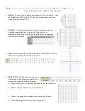 Printables Scatter Plots And Lines Of Best Fit Worksheet maths higher worksheets