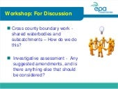 6 Discussion Workshop