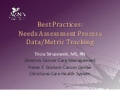 Best Practices: Needs Assessment Pr...