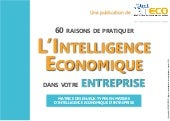 60 raisons de pratiquer l'intellige...