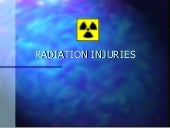 radiation injury