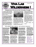 Winter 2005 Nevada Wilderness Project Newsletter