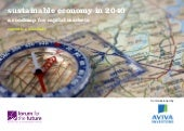 [ARCHIVE] Sustainable economy in 20...