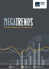 megatrends shaping thw future of wo...