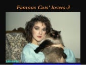 627 famous cats' lovers-3