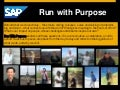 SAP Run with Purpose- What People May Not Realize About SAP