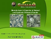 Soham Industrial Diamonds Gujarat I...