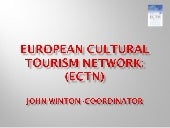 6 european cultural tourism network...