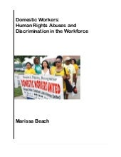 Domestic Workers: Human Rights Abus...