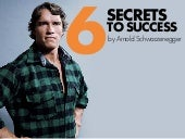 6 Secrets to Success