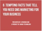 6 Signs You Need SMS Marketing for Your Business