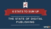 6 Stats to Sum Up The State of Digital Publishing