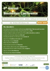 6th Annual Biosimilars 2010 (Usa)