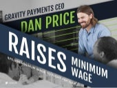 Pay Gap: Does Gravity Payments's $70,000 Minimum Wage Help?