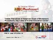 ABC Montessori Chandigarh India