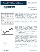 Flash Maroc Leasing BKB ( Mars 2011 )
