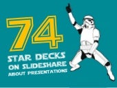 74 Star Decks on Slideshare