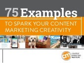 75 Content Marketing Examples To Spark Your Creativity