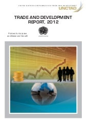 UNCTAD - Trade and Development Repo...