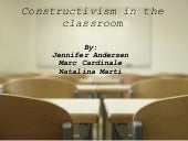 Constructivism in the classroom
