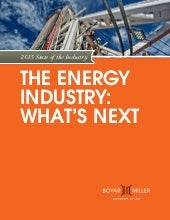 The Energy Industry 2015: What's Next?