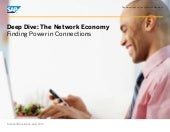 The Network Economy: Finding Power in Connections