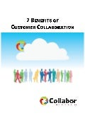 7 Benefits of Customer Collaboration
