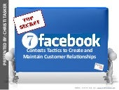 7 Facebook Contests To Maintain Cus...