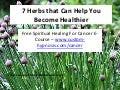 7 herbs that can help you become healthier