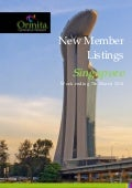 Ormita Singapore: New Members ending 7 March 2014. Ormita Commerce Network