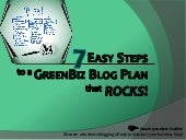7 Easy Steps to a Rockin' GreenBiz ...