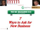 7 ways to ask for new business.pptx 2