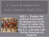 8 2.1 french & indian war