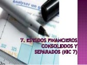 Estados Financieros Consolidados y ...
