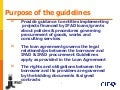 IFAD procurement guidelines