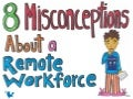 8 Misconceptions About Working From Home (A Response To Yahoo's Telecommuting Memo)