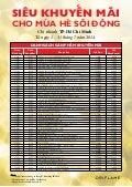 Oriflame Siêu Khuyến Mãi tháng 7-2014