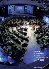 World Economic Forum - Annual Repor...