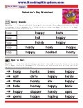 Reading Kingdom Valentines Day Worksheet