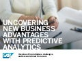 Uncovering New Business Advantages with Predictive Analytics