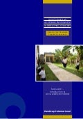 HI 87a - How to Build an Accessible Environment in Developing Countries : Manual #1 - Introduction & Accessibility Standards (English)