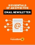 8 Essentials of an Effective Email Newsletter