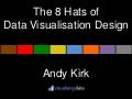 The 8 Hats of Data Visualisation