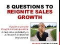 8 Questions to Reignite Sales Growth
