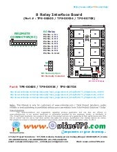8 relay interface board manual