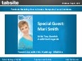 TabSite Webinar with Mari Smith - Sept 1, 2011