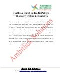 Stars a statistical traffic pattern discovery system for mane ts   copy (2)